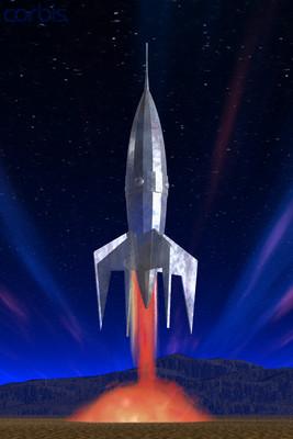 Virtual Recruiting Blog Rocket Ship vs Air Plane