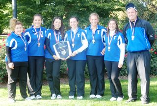 Taft Girls Golf 2011 2