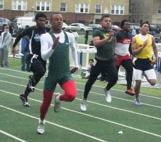Shavell Lucas in the 100