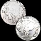Silver buffalo