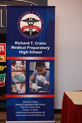 Crane Medical Prep