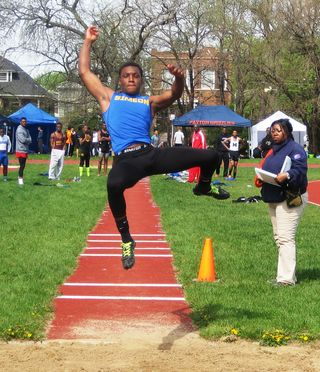 Matt Fleming of Simeon