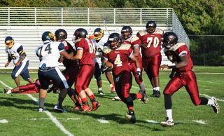 Uplift football 3