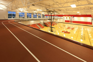 Ray Kroc Center track
