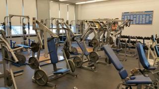 Taft Weight Room