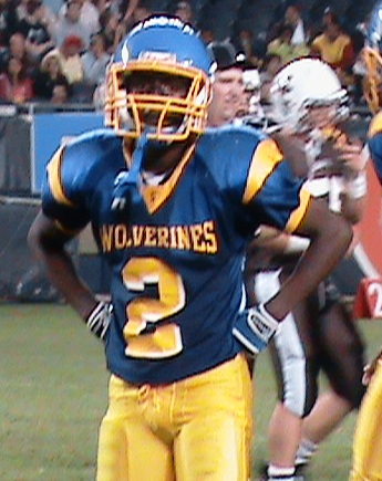 Damarius Reed of Simeon 2