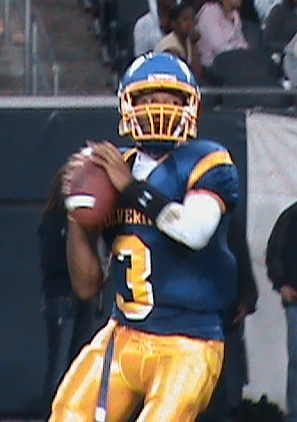 Simeon QB Gregory Edwards